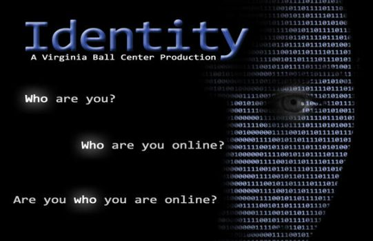 'Identity' Invitation Front by Deathmagus