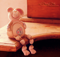 My pink little mouse by BerryBlu