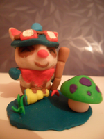 Teemo - LEAGUE of LEGENDS by ChilliEleen