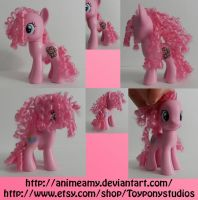 Pinkie Pie Pinkieception by AnimeAmy