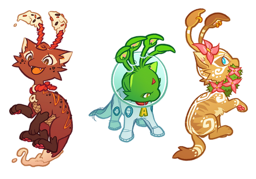 perfect neopets by pockyy