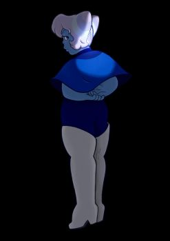 Gemglow - Holly Blue Agate by LinaPrime
