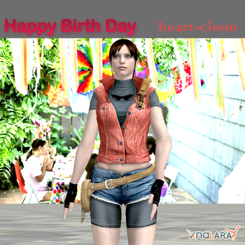 HBD TO heart cleon by SYO506