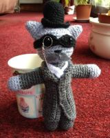 Crochet Thaddeus Winslow Cooper by tails267209