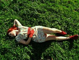 Lay down with me. by Daenel