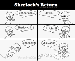 Johnlock  The Return by Yessi-xXx