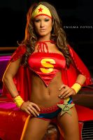 Re Edit: Brooke Adams Hooters Texas Finals by Enigma-Fotos