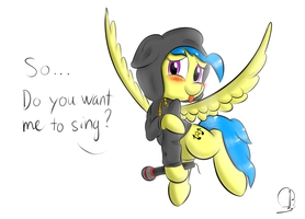 Singing? - Anne OC by PhuocThienCreation