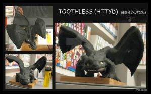 Toothless_01 by Niwa-Katuki