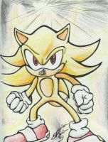 Super Sonic:The Ultimate Power by SonicMaster23