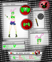 BBBB Application-Kiwi by XxSceneyBabayxX