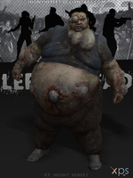 Boomer - Left 4 Dead by JhonyHebert