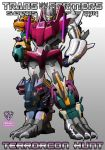 Terrorcon Hunt cover A - Abominus by Tf-SeedsOfDeception