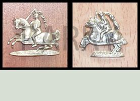 Fife and Forfar Yeomanry Badge by parry