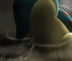 Cyndaquil by All0412