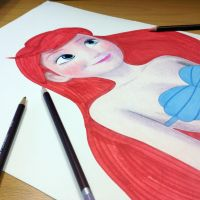 Ariel Early Teaser by AtomiccircuS