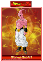 Super Buu V1 by CHangopepe