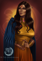 The Prophetess by The-Moonbound