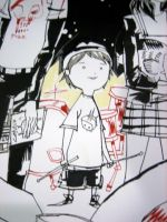 Little Dude by JimMahfood-FoodOne