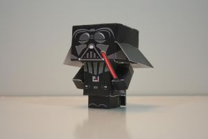 Darth Vader (Side) by Mikhaelo-Johanio