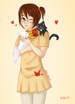Request - Nekoro-san by Letha-chan
