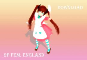 2P Fem. England DOWNLOAD by Ringtail14
