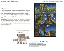 I'm teaching a comics course this summer by povorot