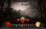Diablo meets Rainmeter by Nienji