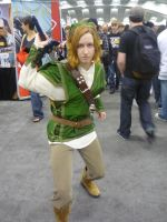 Link by CaliforniaCosplayers