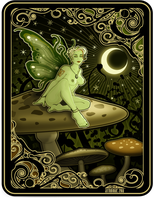Absinthe By Moonlight by philosophyam