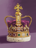 St. Edward's Crown by Fahu