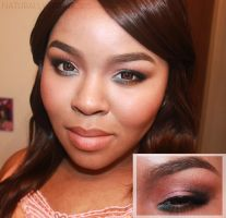 Soft Smokey Eye by NaturallyErratic