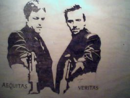 The Boondock Saints by Oll