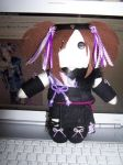 Nao Plushie by myknife-yourthroat