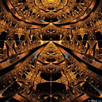Temple of the Sun by IDeviant