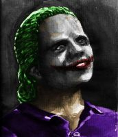 Joker Again by AndreasPratama