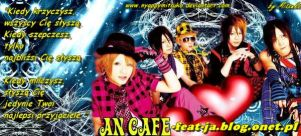 An Cafe xd by NyappyMitsuko