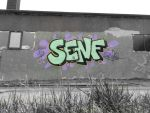Back on the wall by Senf42