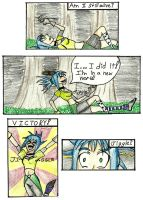 My Life as a Blue Haired Sorceress page 8 by epic-agent-63