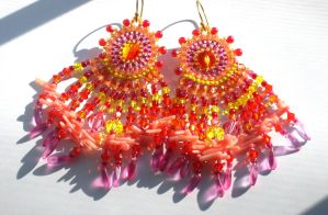 Cinco de Mayo Earrings by MyFairLadyVT4