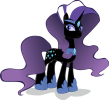 Nightmare Rarity by Longdayart