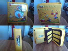 Special Edition NEW Super Mario Bros. 2 3DS Case by PokeLoveroftheWorld