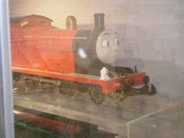 James G scale model by scifiguy9000