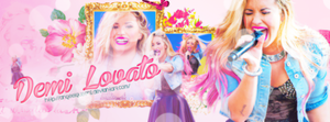 Pink Lovato  byisra by AnqeelQueen1