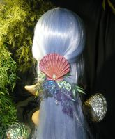 Ocean Treasure - handmade Hairdress by Ganjamira
