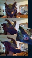 Unfinished Dragon SOLD by Magpieb0nes