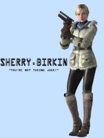 Sherry Birkin by xUmbrellaCo