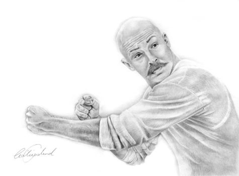 My name is Charles Bronson by CecilieAusland
