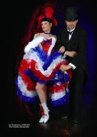 Moulin Rouge Cancan 2011 by LadyBilliePrudence