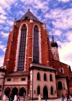 St. Mary's Basilica by pourquoi25
